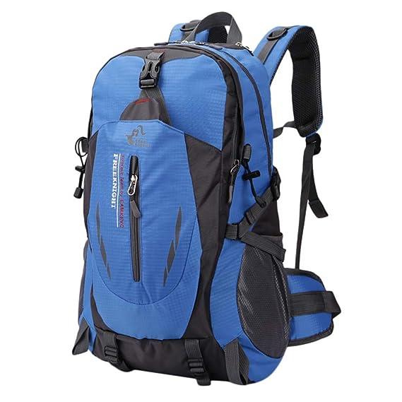 JiaMeng Mochila al Aire Libre Bookbag School Trekking Bolsas de Viaje Mochilas Hombre Deportivas Ligero Mochila Deporte Impermeable: Amazon.es: Ropa y ...