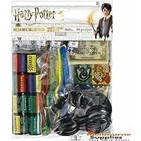 Amscan Harry Potter Mega Mix Value Pack Favor 48 Pieces