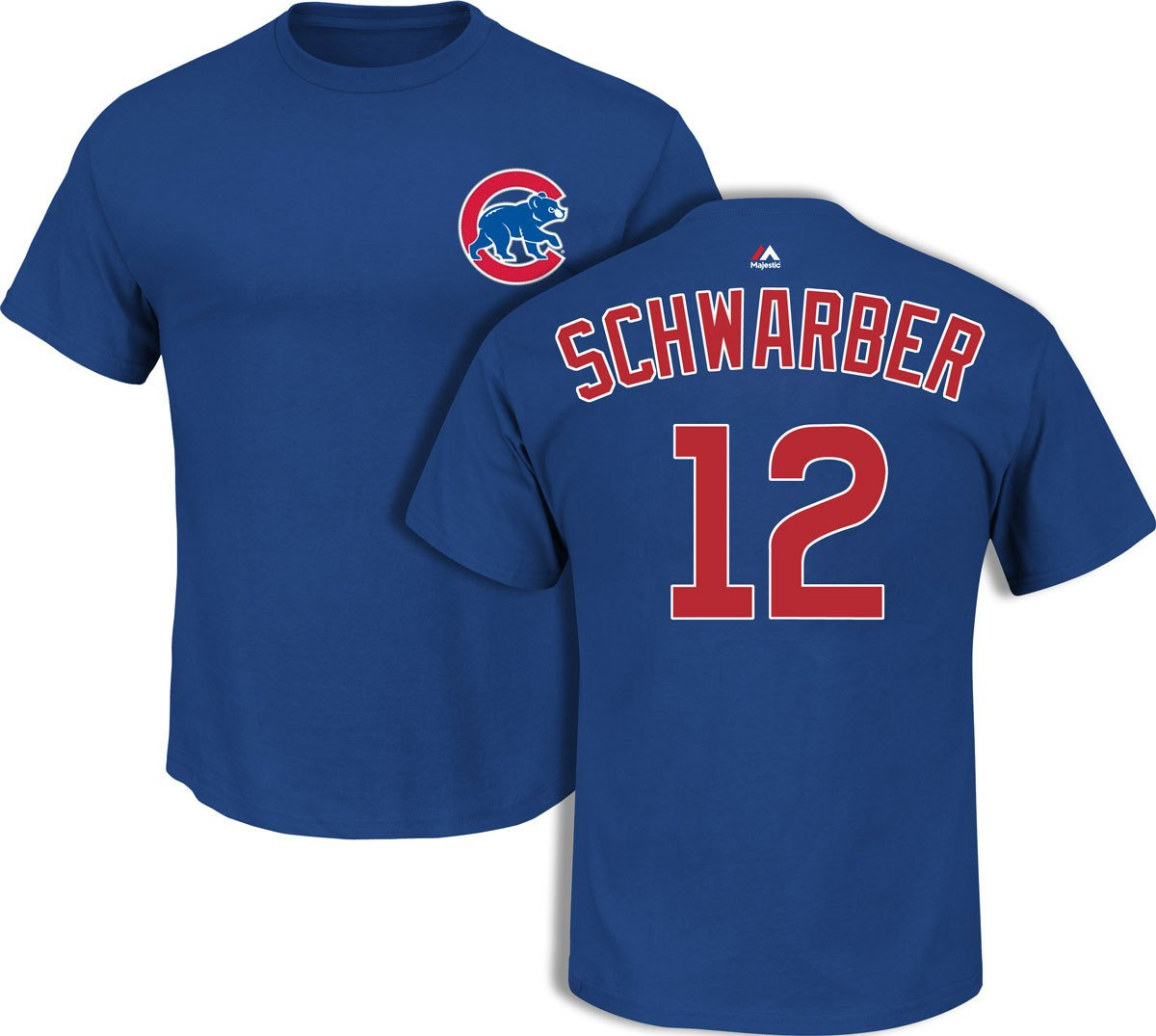 info for 008ab 18a56 Amazon.com: Kyle Schwarber Chicago Cubs Baby/Infant Blue ...