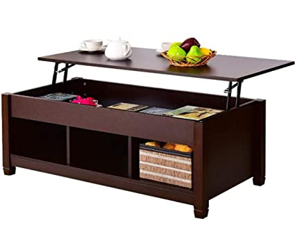 Amazoncom Space Saver Coffee Table Storage Trunk Coffee Table With