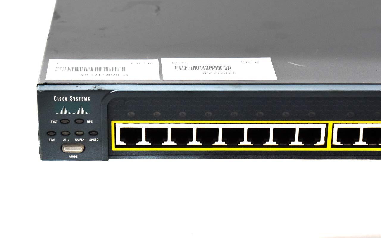Cisco Systems WS-C2950-12 Catalyst 12 Port 10//100 Switch 1//pkg