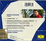 Shchedrin: Carmen Suite / Concertos for Orchestra Nos. 1- Naughty Limericks, & 2- The Chimes