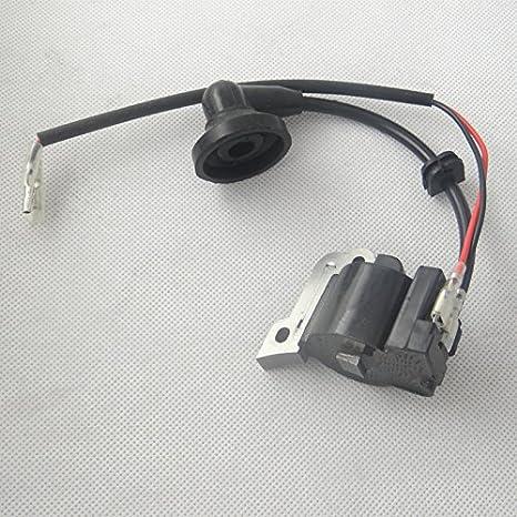Amazon.com: Bobina de encendido módulo ajuste para 26 cc ...