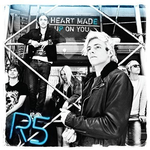 heart made up on you r5 cd - 1