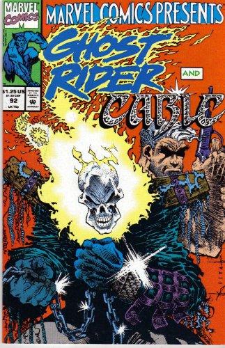 Marvel Comics Presents No.92 - Northstar Marvel Comics