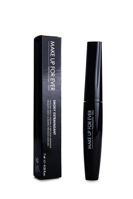 Make Up For Ever Smoky Extravagant Mascara, Black, 0.23 Ounce