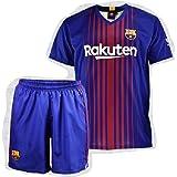 7a4e3b04d90 Nike Children s 2017 18 Fc Barcelona Home Football Kit  Amazon.co.uk ...
