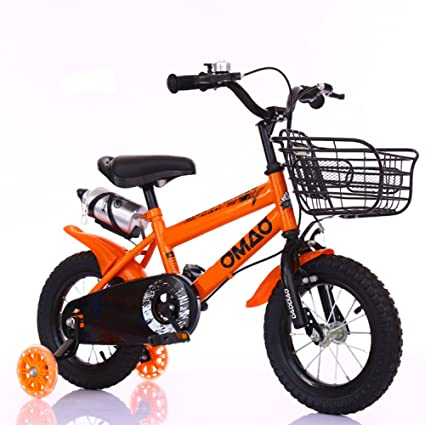 Amazon com: QXMEI Children's Bicycle High-carbon Steel Frame