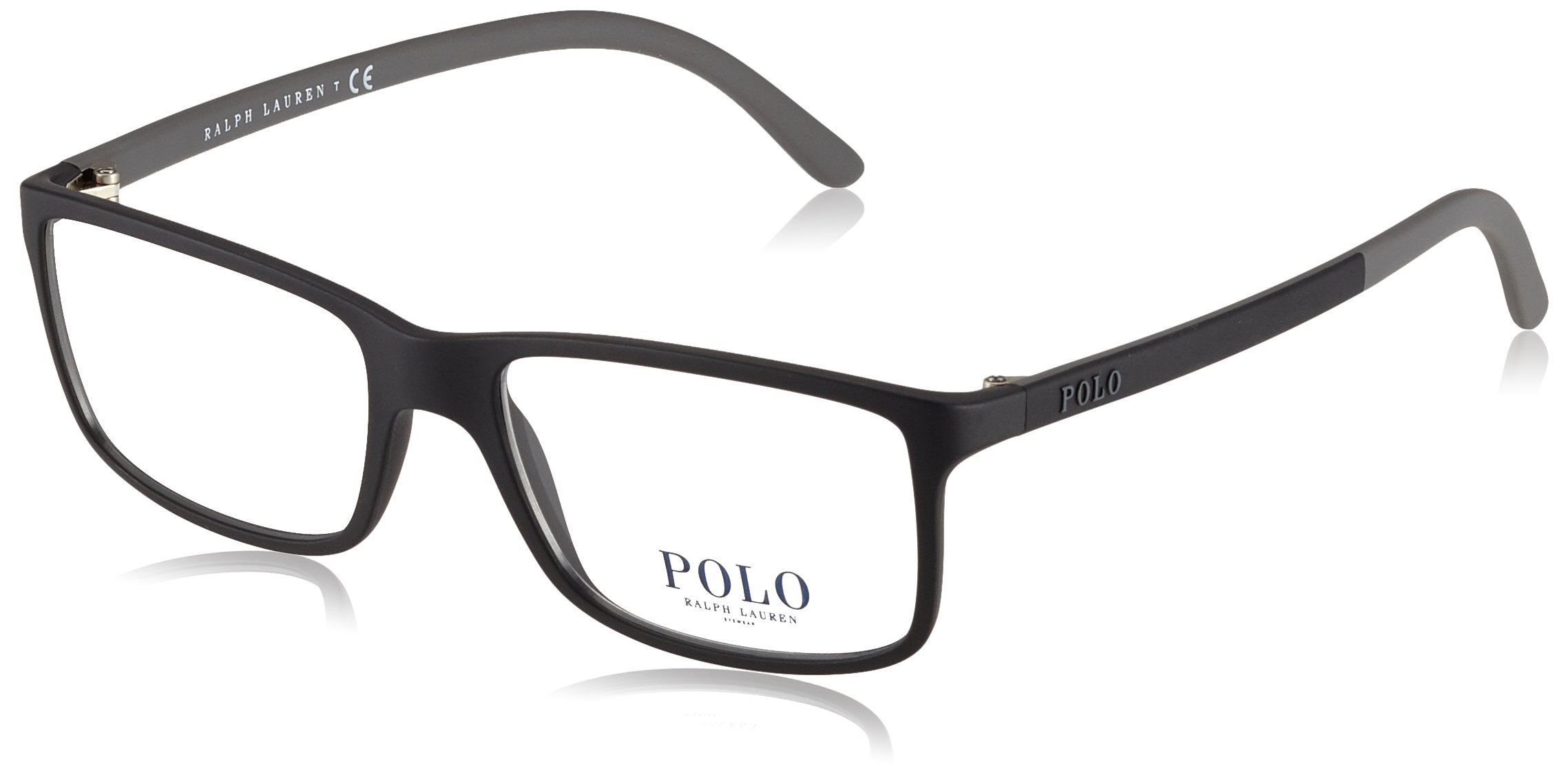 Polo Men's PH2126 Eyeglasses Matte Black 53mm