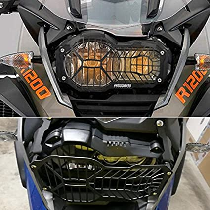 R1200 GS ADV LC Refroidisseur Grille de Protection Grille Grille de Protection Ventilateur Refroidissement /à Eau radiateur Guard pour BMW R1200GS LC 2013 2014 2015 2016 R1200GS ADV 2013-2018