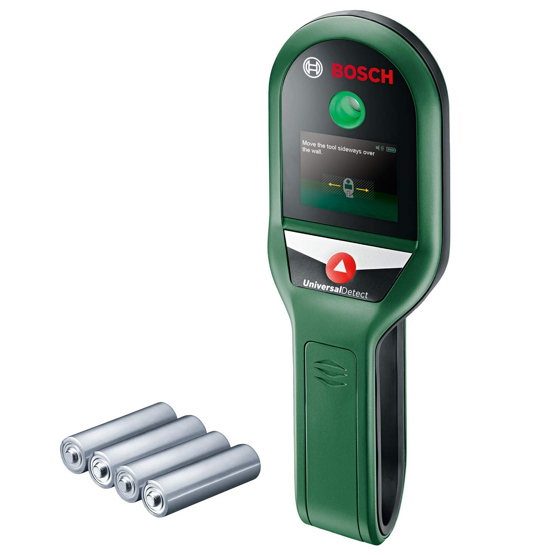 Bosch 0603681300 UniversalDetect Digital Detector, Green