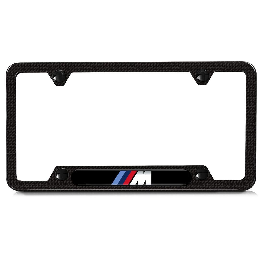BMW M 82112348413 Carbon Fiber License Plate Frame
