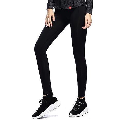 MAOMEI Pantalones de Yoga, Gimnasio, Pantalones de chándal ...