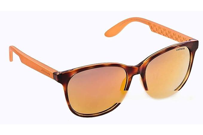 7c8fbff7aa Carrera 0 Gafas de Sol, Marron Orange B89SQ Ø56, 56 para Mujer: Amazon.es:  Ropa y accesorios