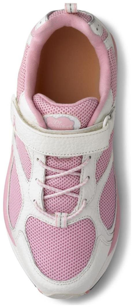 Dr. Comfort Women's Victory Pink Diabetic Athletic Shoes by Dr. Comfort (Image #2)