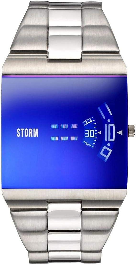 STORM London New Remi SQ Lazer Blue, Herrenuhr
