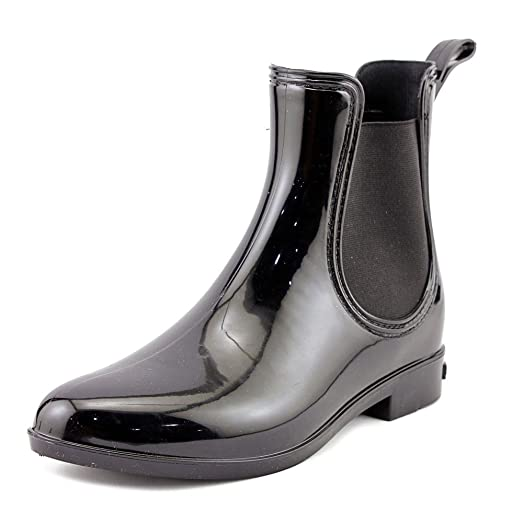 Womens Rubiee Round Toe Ankle Rainboots