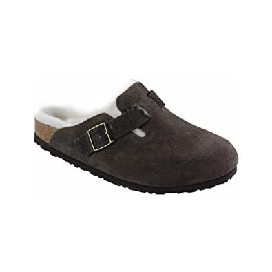 1c02bcf08 Amazon.com | Birkenstock Unisex Boston Brown Clogs 36 M EU, 5-5.5 M ...