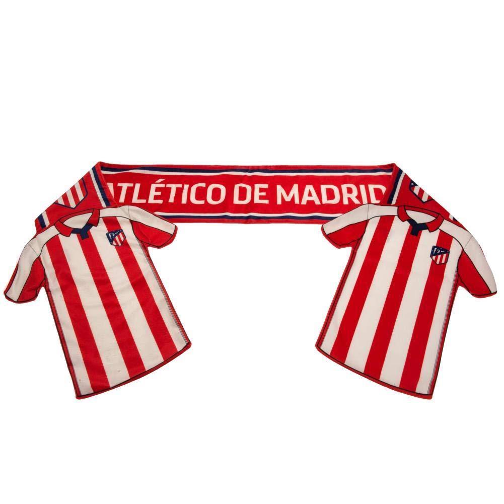 Atletico Madrid FC Shirt Scarf