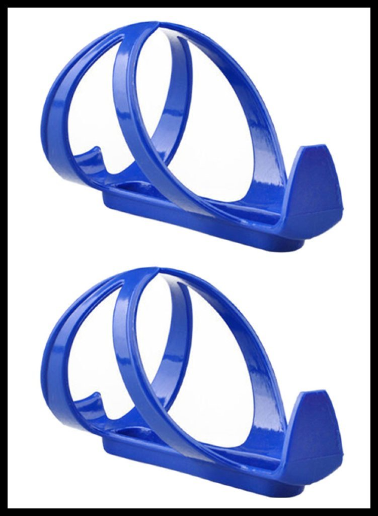 Multicolore UOMOGO bicicletta Portaborraccia Bici Porta Bottiglie Bottiglie di acqua Portabibite Sport bottiglia titolare