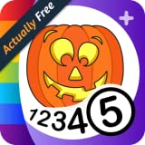 Color by Numbers - Halloween +