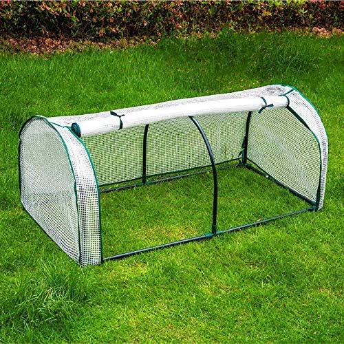 ビニールハウス ホーム温室テント、防水庭の温室、ガーデンバルコニーのための小さな植物成長部屋、120 X 60X 60センチメートル