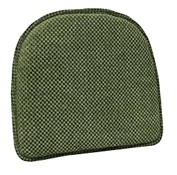 The Gripper Non-Slip Chair Pad, Rembrandt Green