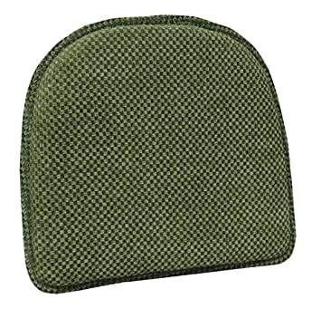 The Gripper Non Slip Chair Pad, Rembrandt Green