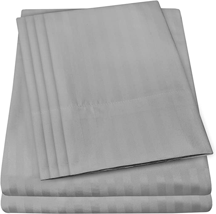 Top 9 Sweet Home 1500 Thread Count Silver Queen