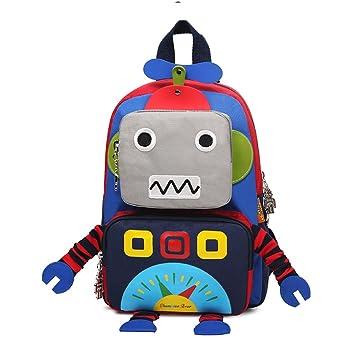 FAIRYSAN 1 A 8 años de edad niños niñas niños 3d Lovely Robot ...