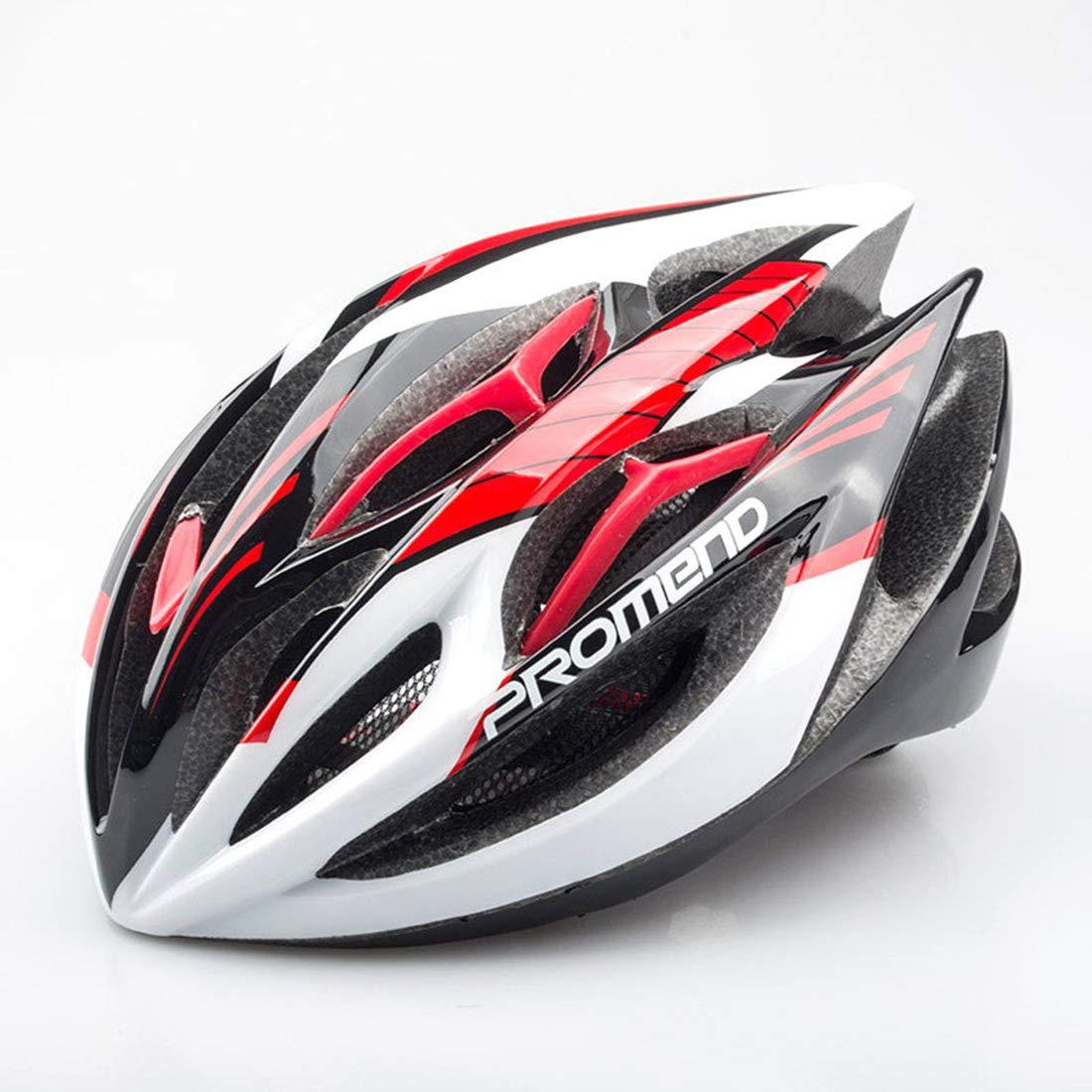 CAFUTY 屋外サイクリング愛好家に適した自転車乗りヘルメット自転車安全ヘルメット大人の自転車ヘルメット (Color : A4)  A4 B07PLH5BVL
