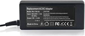 New AC/DC Adapter for Acer Gateway Chicony Technology A13-040N3A A13040N3A UP/N A040R059L REV:01 Power Supply Cord Cable PS Charger Input: 100-240 VAC 50/60Hz Worldwide Voltage Use Mains PSU