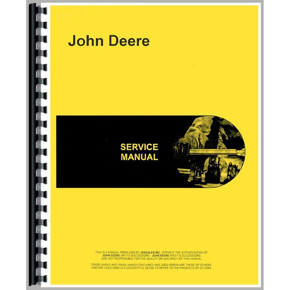 New Fits John Deere 100 Lawn & Garden Tractor Service Manual
