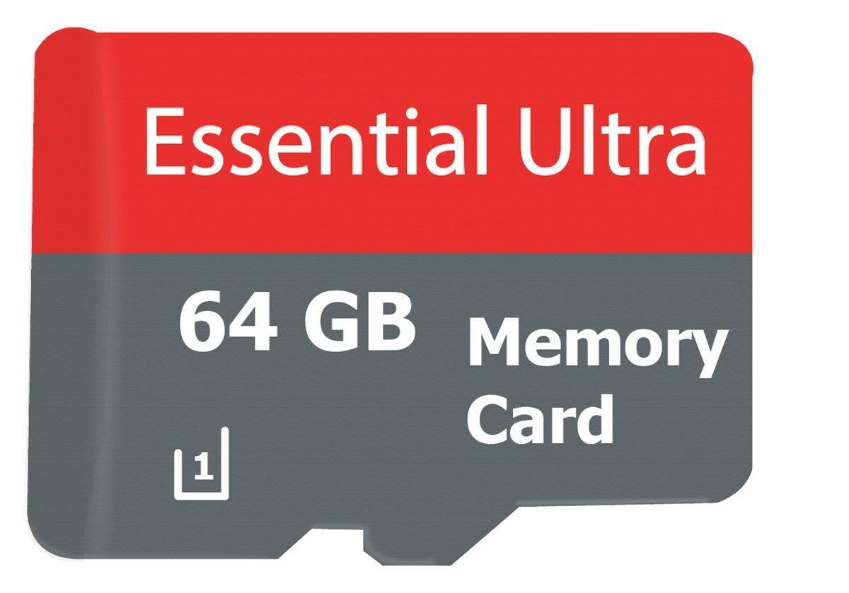 Essential ULTRA 64GB Micromax Canvas Selfie Lens MicroSDXC Card with custom format for Hi-Speed Lossless certified recording! With SD Adapter. (Class 10, up to 500x or 70MB/sec) by Factory Direct