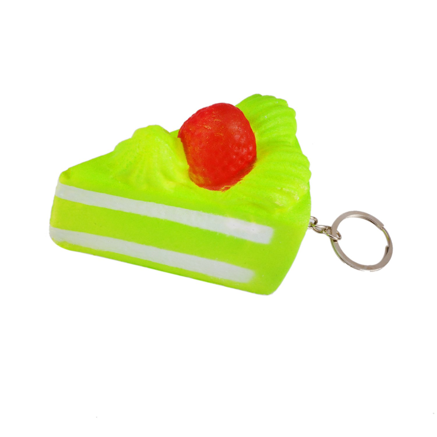 Squishy Cake Slice : Galleon - Vipe Slow Rising Squishy Slice Triangle Cake Squishy Toy Cream Scented Slow Rising ...