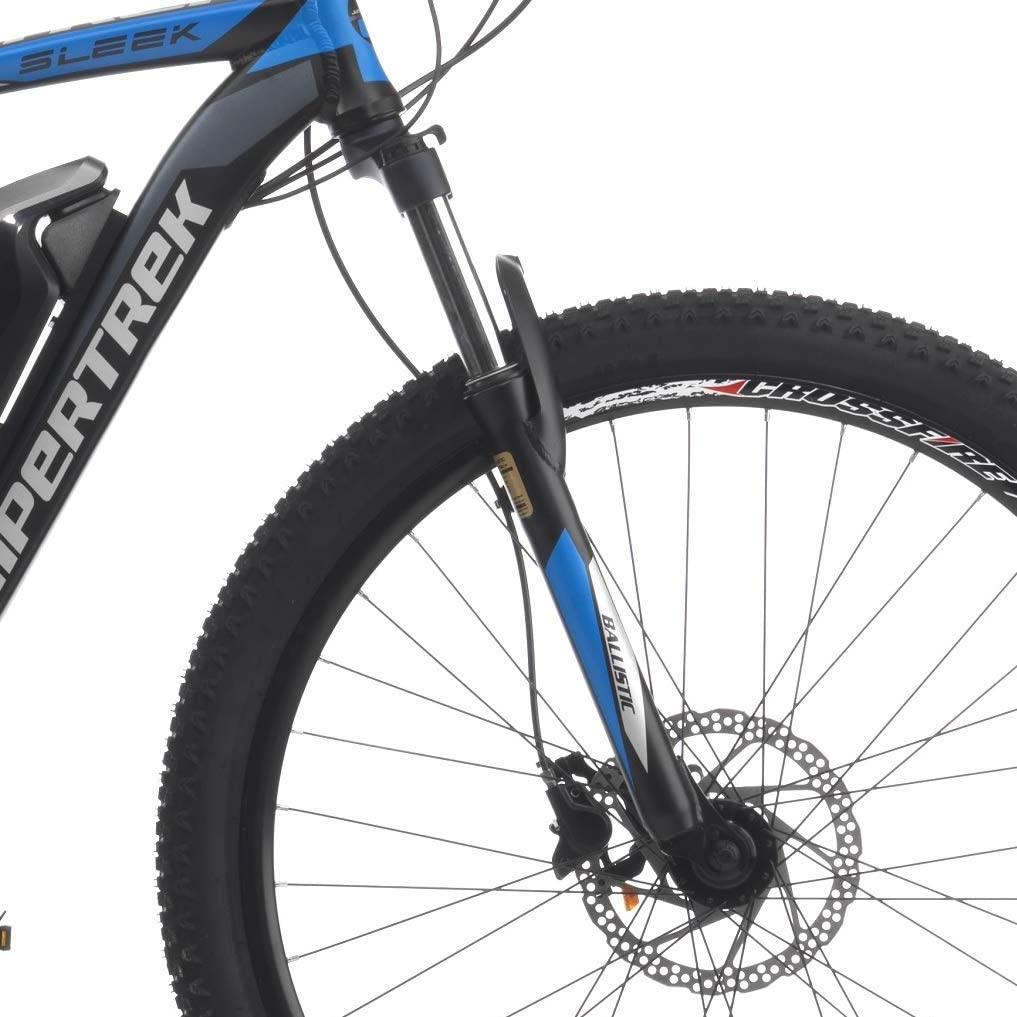 27,5 Zoll Elektro Mountainbike Cinzia Sleek: