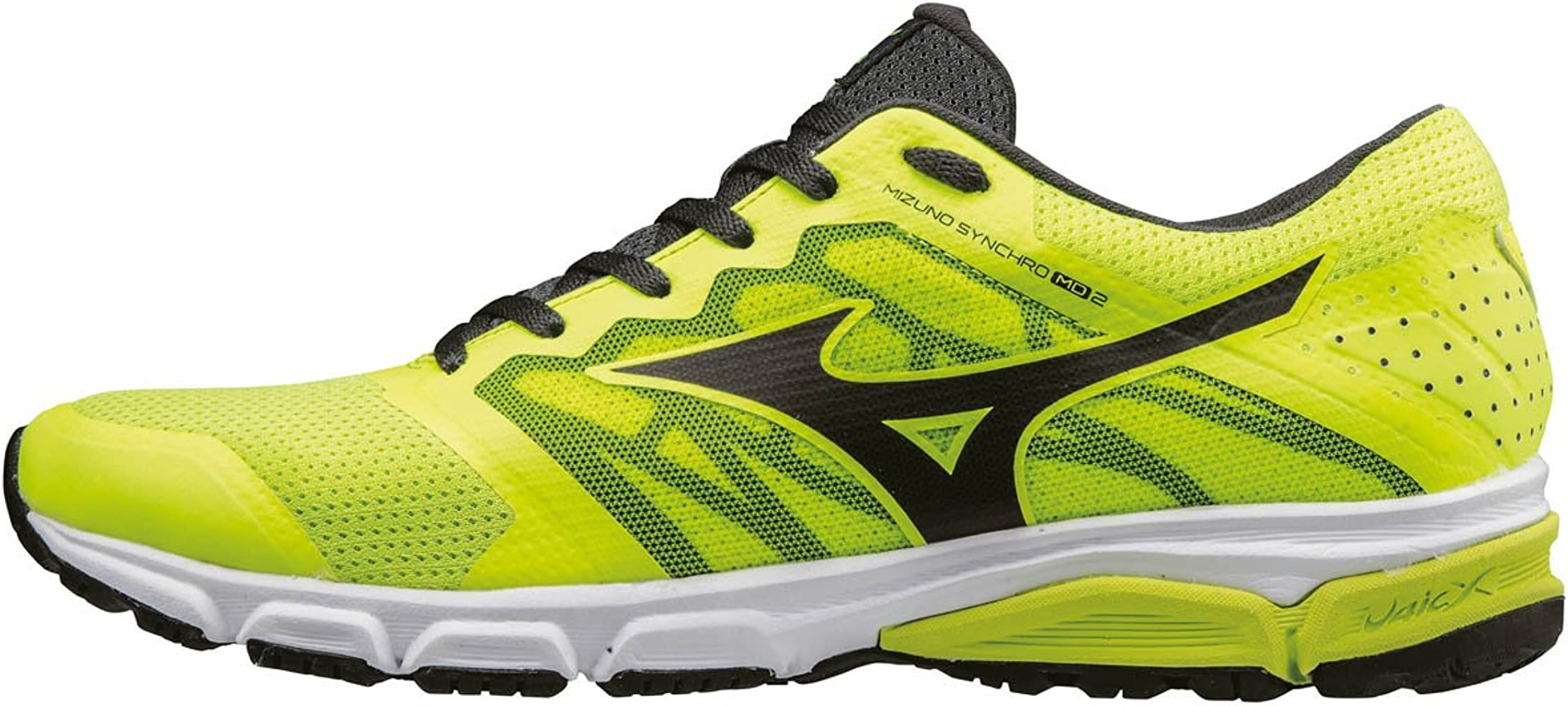 Mizuno Synchro MD 2, Zapatillas de Running para Hombre, Amarillo ...