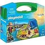 PLAYMOBIL® Camping Adventure Carry Case Building Set
