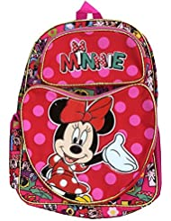 Disney Minnie Mouse Large Backpack - Comic Book