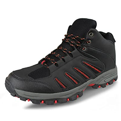 Hawkwell Men's Outdoor Hiking Boots Trekking Backpacking Shoes | Backpacking Boots