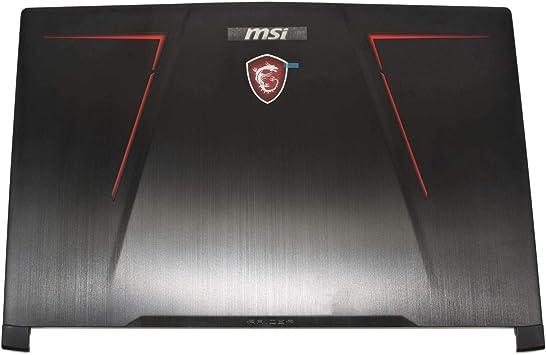 New For MSI GE73 GE73VR 7RF-006CN LCD Back Cover /& Lcd Front Bezel Cover Black