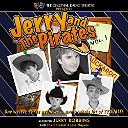 Jerry and the Pirates, Vol. 1