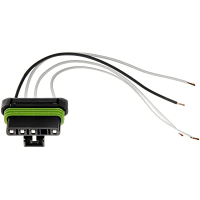 Michigan Motorsports Light Harness Fits 1988-2000 Chevy Pickup Tail Lamp Circuit Board Connector: Automotive