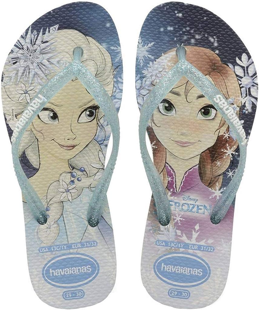 Havaianas Unisex Adults Slim Frozen Flip Flops