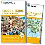 MERIAN live! Reiseführer Cinque Terre, Ligurien, Genua: Mit Extra-Karte zum Herausnehmen