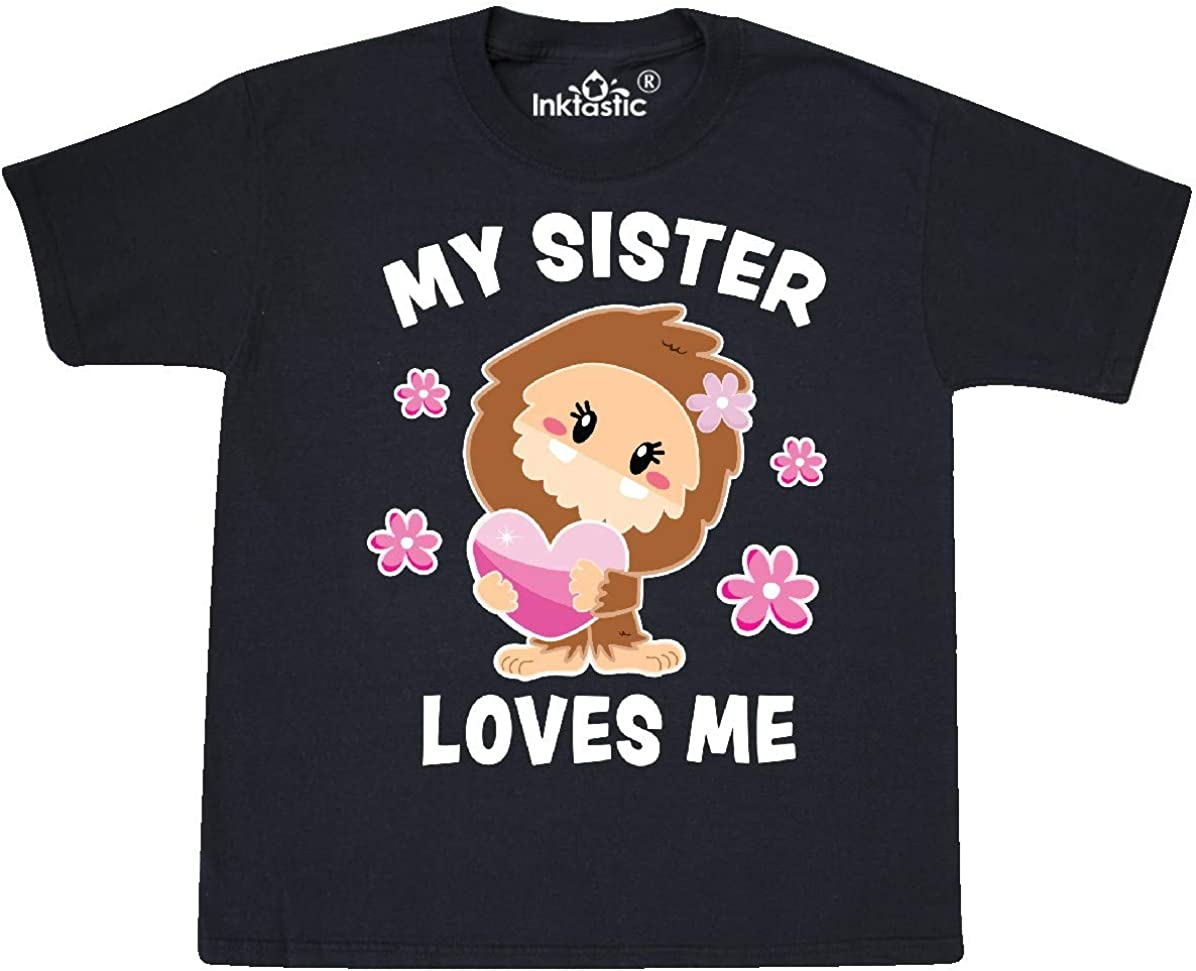 inktastic We are Sisters Hearts Baby T-Shirt