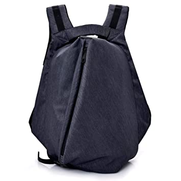 school bag for students,iOPQO Solid Anti-Theft Backpack High Capacity Laptop Bag