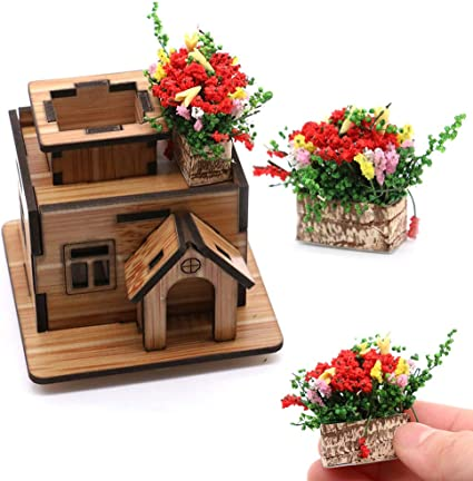 1:12 scale dolls house miniature handmade shop//store equipment 5 to choose from