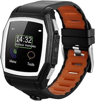 Diggro GT68 - Reloj Pulsera Inteligente GSM Smartwatch (Cámara ...