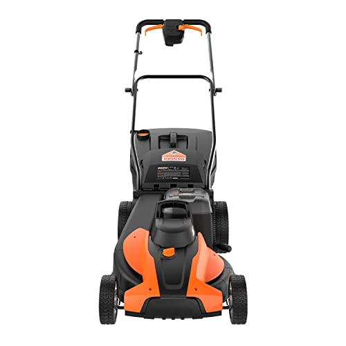 WORX WG744 40V Power Share 4.0 Ah 17 Lawn Mower w Mulching 2x20V Batterie